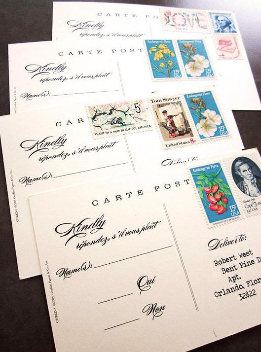 8 Reasons You Should Be Sending Rsvp Postcards