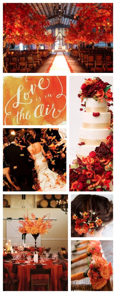 burnt-orange-fall-wedding-inspiration-board